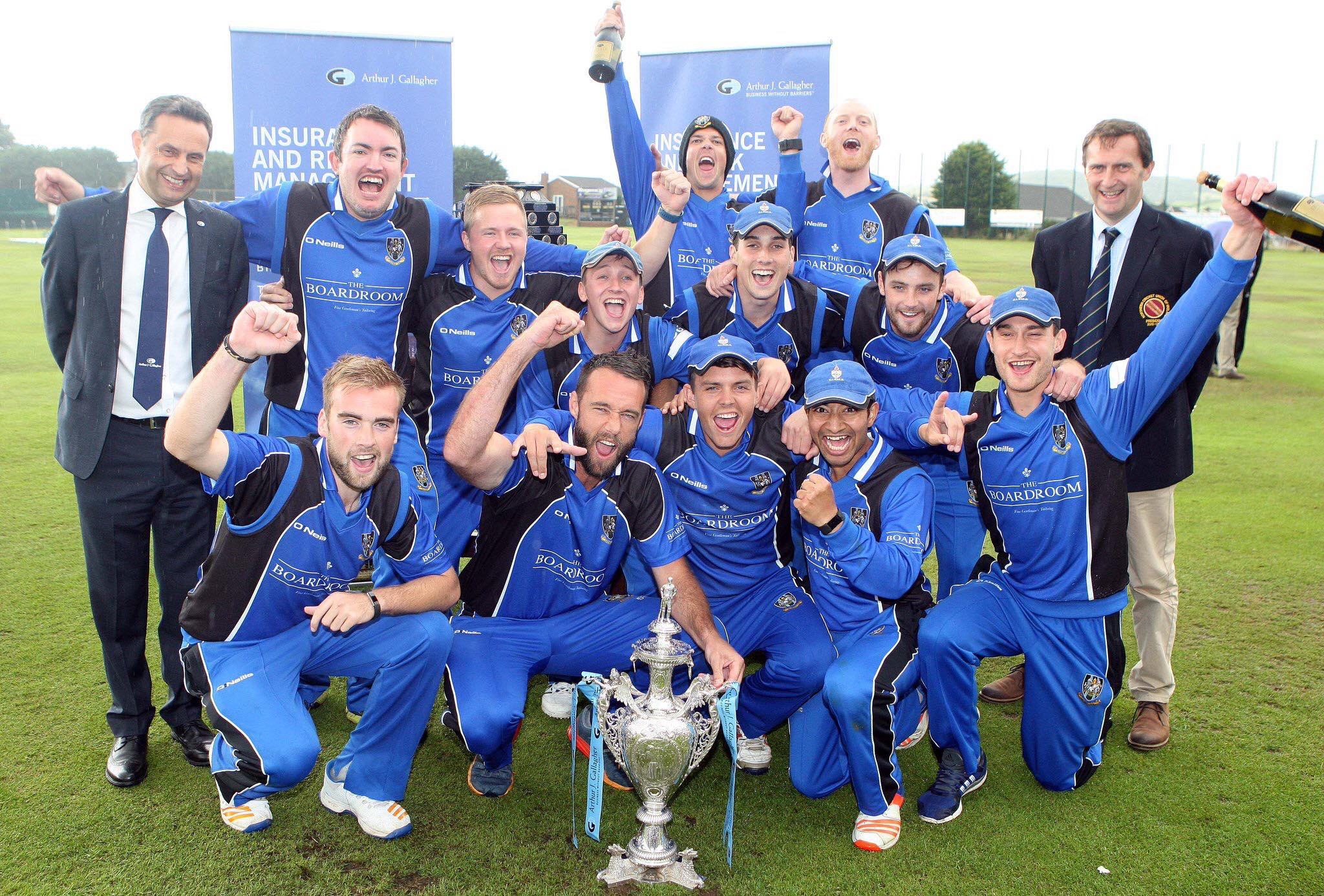 CIYMS Cricket Club Challenge Cup