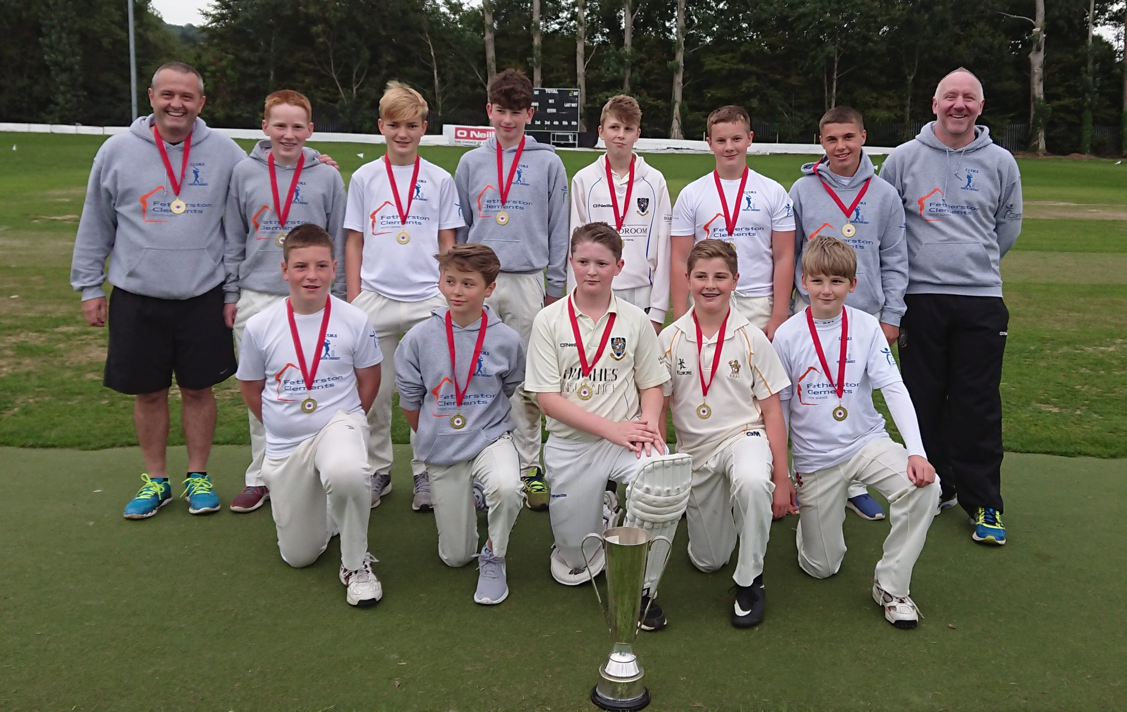 CIYMS Youth Cricket